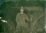 AJHill in coal mine