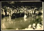 Mom's baptism