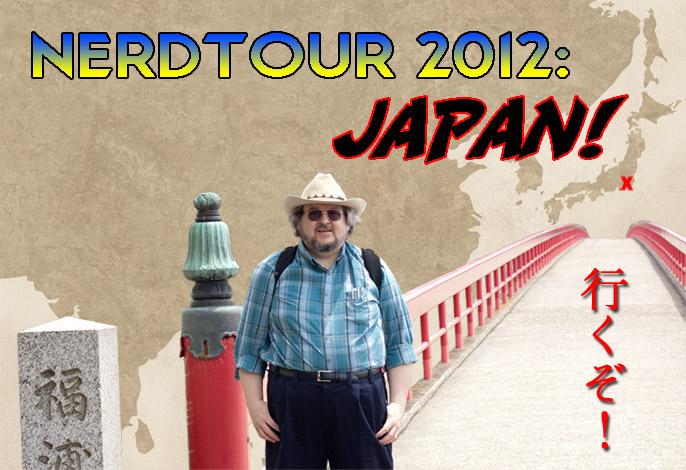 Nerd Tour 2012!