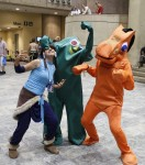 Gumby, Pokey, and... Korra???