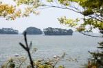 Matsushima Bay islands