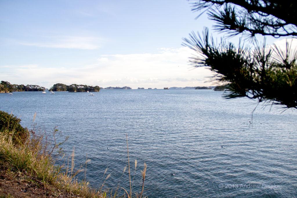 Matsushima bay 2012