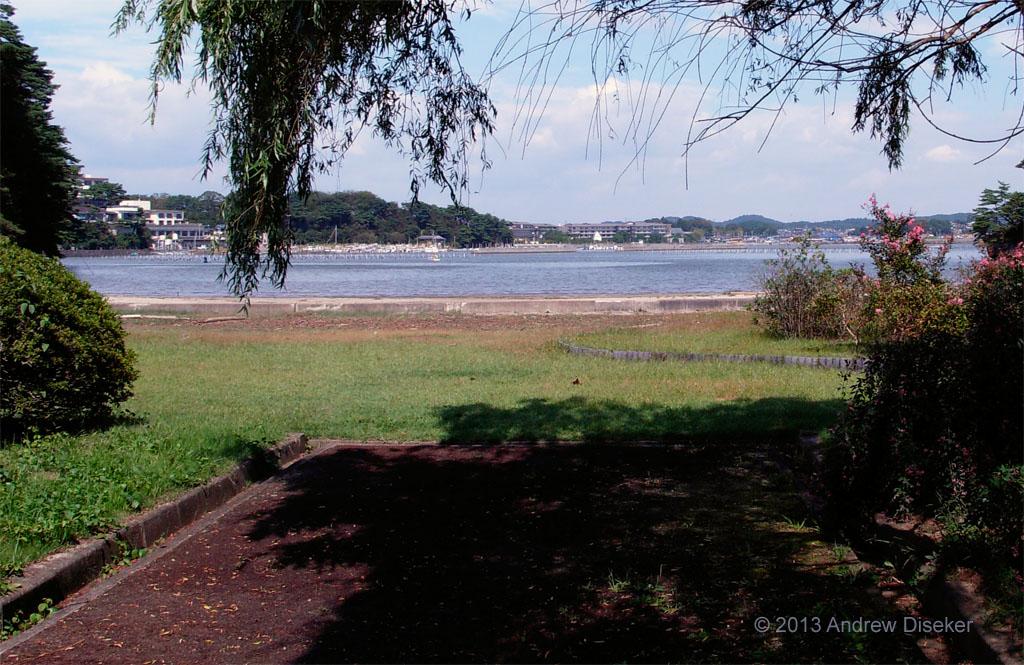 Matsushima bay in May 2007
