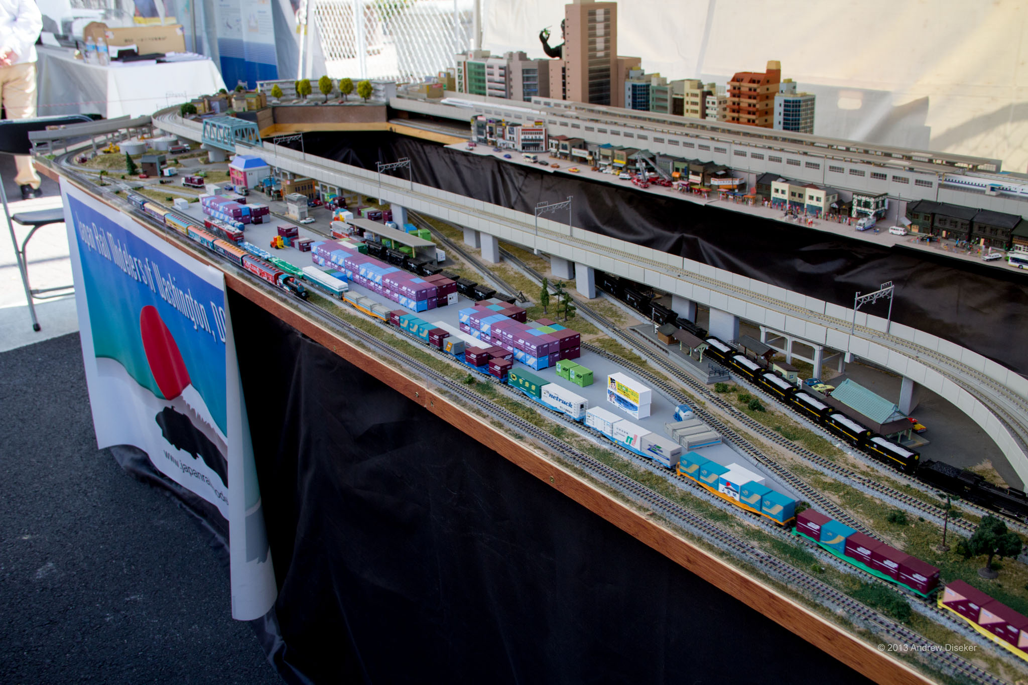DC Japan Model Railroad Club